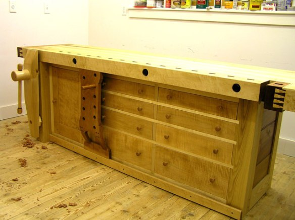 Lake Erie Toolworks Workbench of the Month