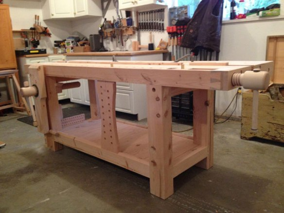 Woodworking Bench Leg Vise Plans Download roll around workbench plans