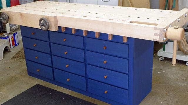 Shaker Workbench Lake Erie Toolworks Blog