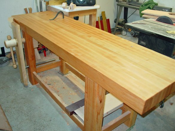 Butcher Block Workbench >> Workbench Styles | Lake Erie Toolworks Blog | Page 3