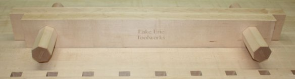 Moxon Vise, Lake Erie Toolworks, Wooden Vise