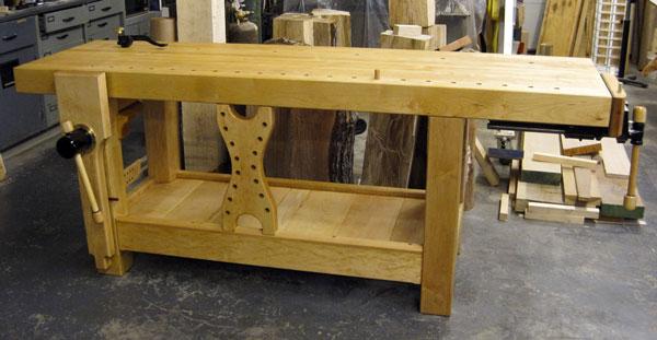 Wooden Leg Vise Lake Erie Toolworks Blog