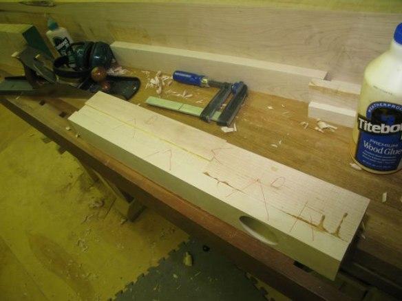 Lake Erie Toolworks, Shoulder Vise Screw Workbench, Wood Vise