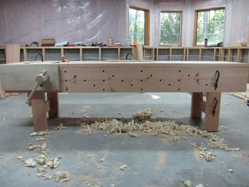 Announcing Our January 2011 Workbench Of The Month Lake