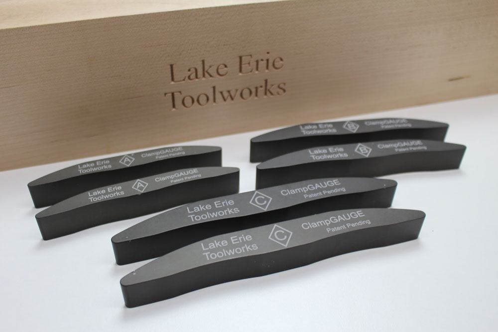 Lake Erie Toolworks, ClampGAUGE System