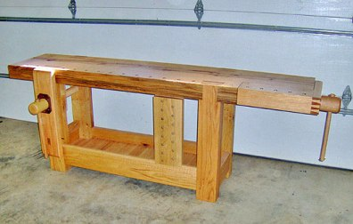 Roubo-Workbench