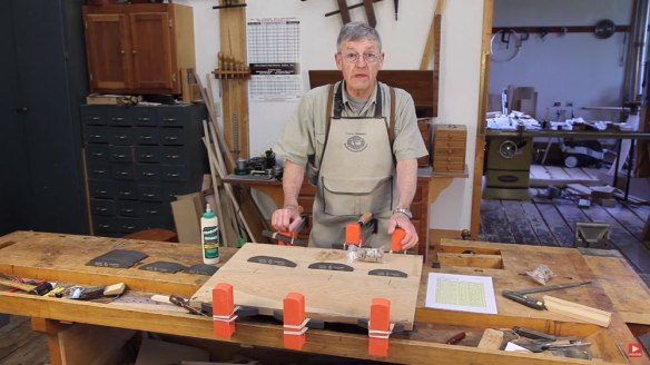 Lake Erie Toolworks, ClampGAUGE System, Panel Glue Ups