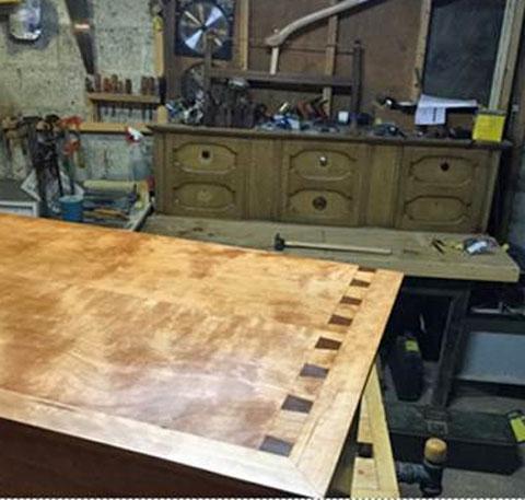Shoulder Vise, Lake Erie Toolworks, Wooden Vise, Vise, Vice