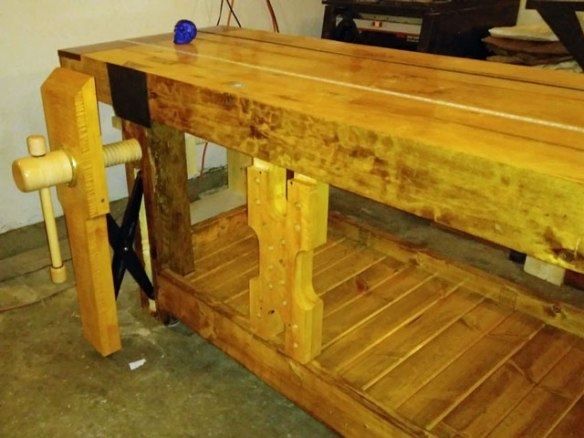 Remarkable Roubo Workbench Lake Erie Toolworks Blog Lamtechconsult Wood Chair Design Ideas Lamtechconsultcom