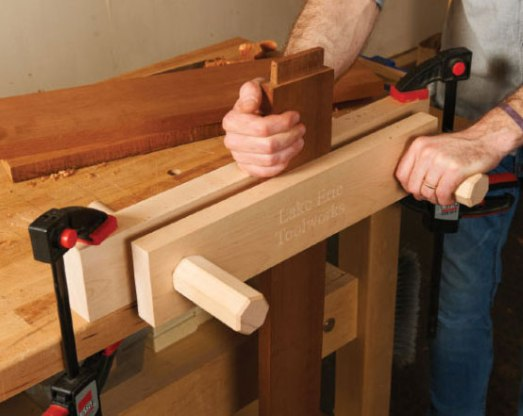 Lake Erie Toolworks Moxon Vise