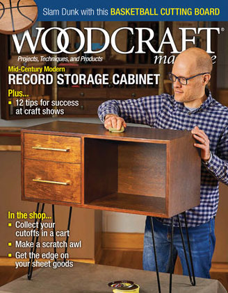 Woodcraft Magazine, Lake Erie Toolworks, Moxon Vise